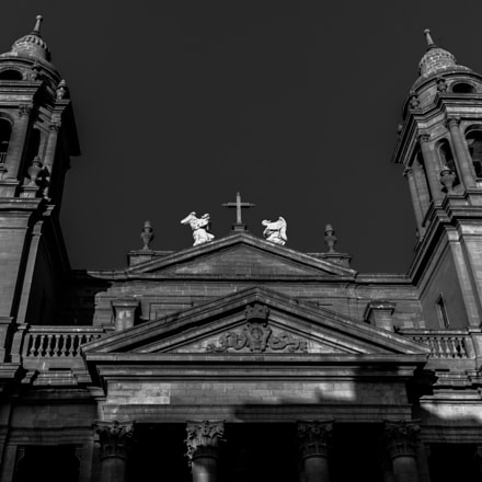 catedral pamplona, Canon EOS 5DS R