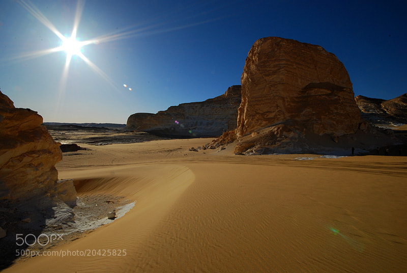 Photograph Lybian desert by Paul Snijders on 500px