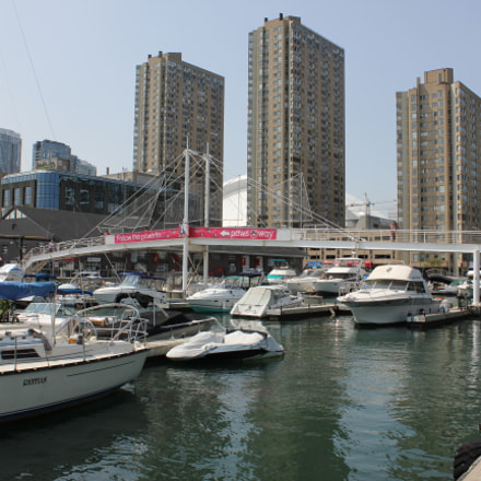 Toronto, downtown, water front, Canon EOS REBEL T2I, Canon EF-S 18-55mm f/3.5-5.6 IS