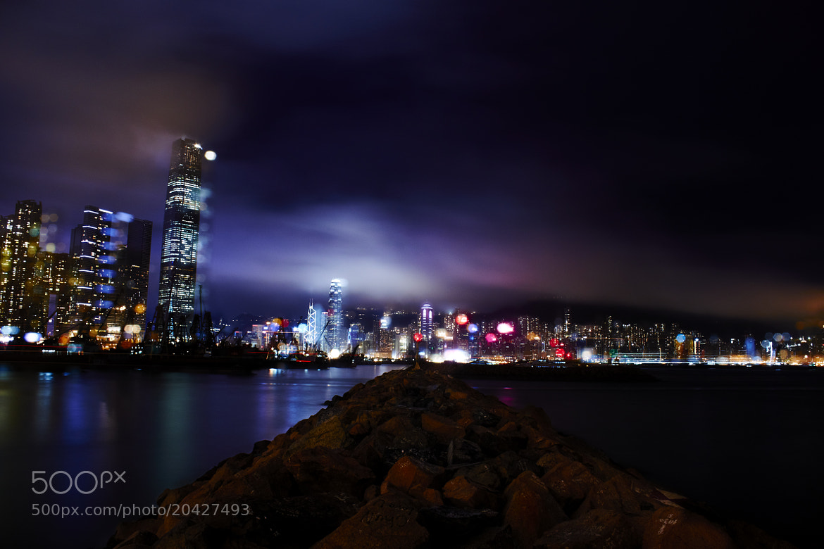 Photograph Hong Kong Nights by Ernest Lam on 500px