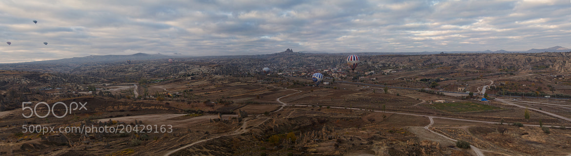 Photograph View from the Balloon by Andrew Barrow LRPS on 500px
