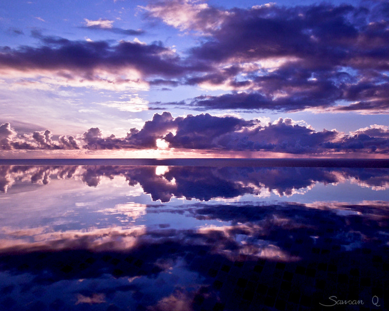 Photograph Sky Pool .. by Sawsan Mohammed on 500px