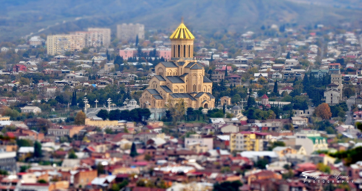 Photograph  Tbilisi 3 by Peyman Az on 500px