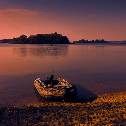 evening fishing..., Canon EOS 1100D, Canon EF-S 18-55mm f/3.5-5.6 IS STM
