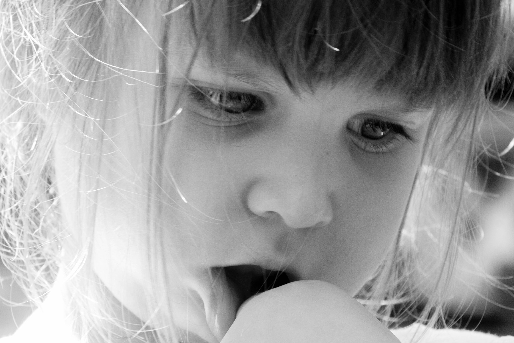 Photograph BW childwood by Nivi Lachtarnik on 500px
