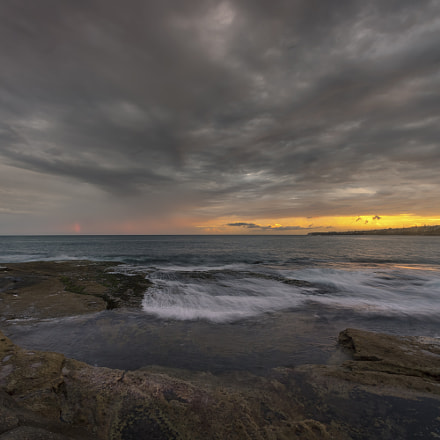 Stormy Sunset., Nikon D5