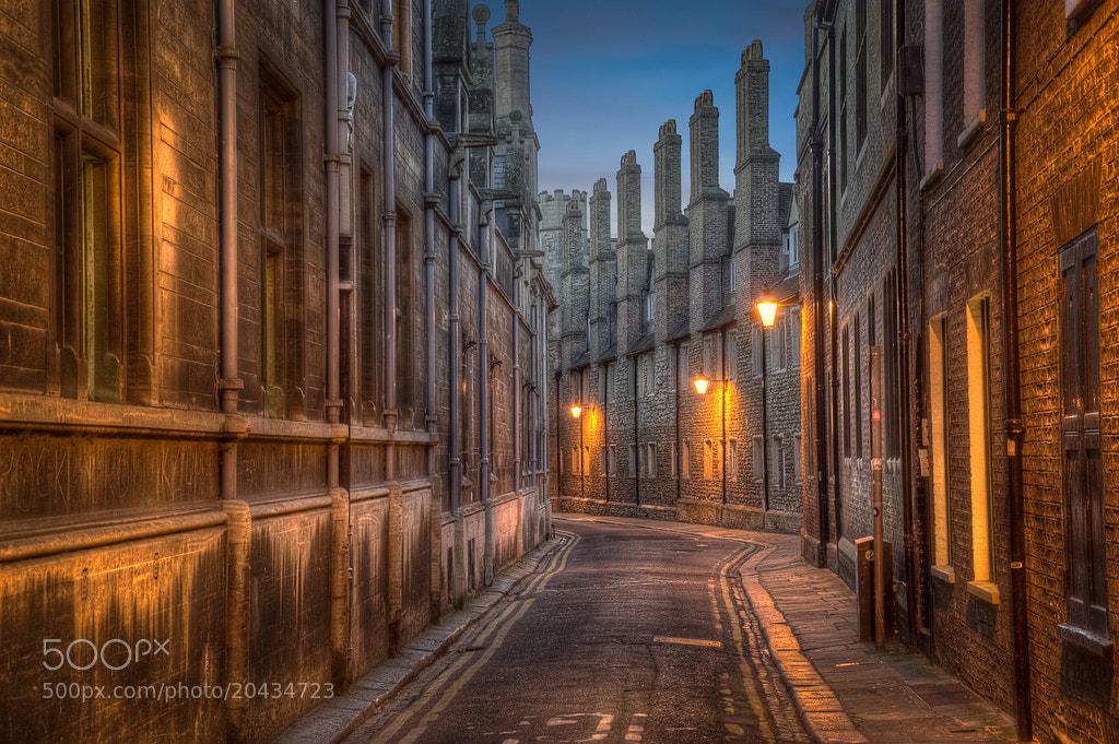 Photograph Trinity Lane, Cambridge by Meleah Reardon on 500px