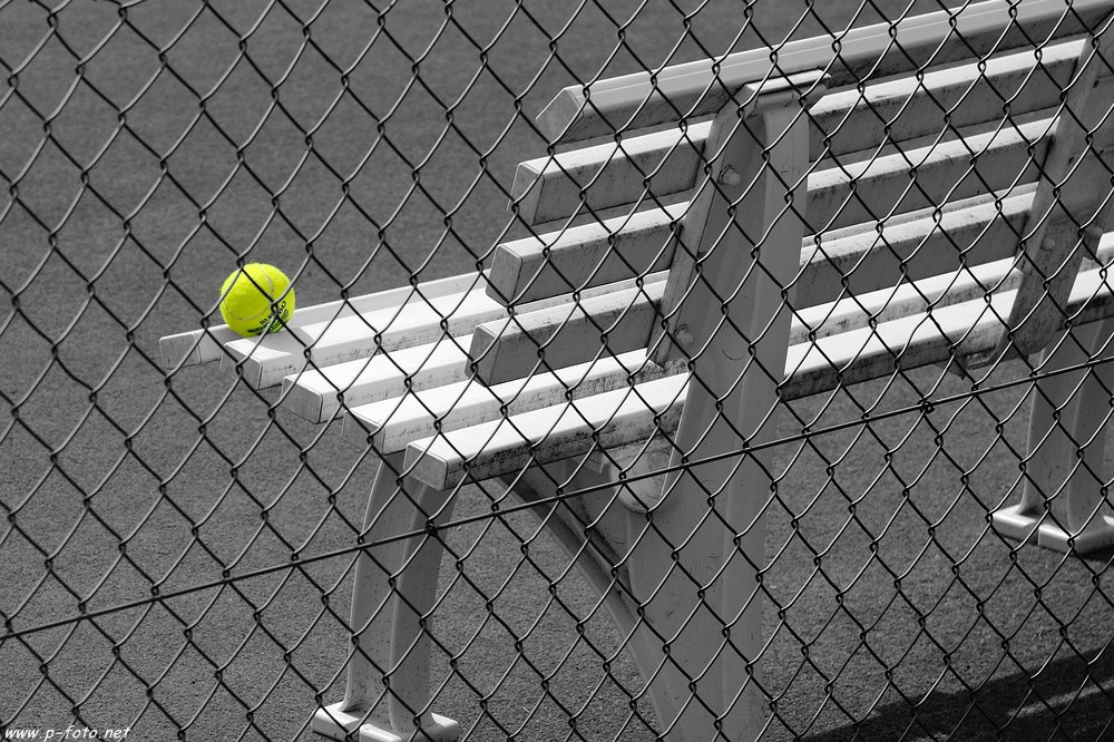 Photograph Matchball by Patrick Freichel on 500px