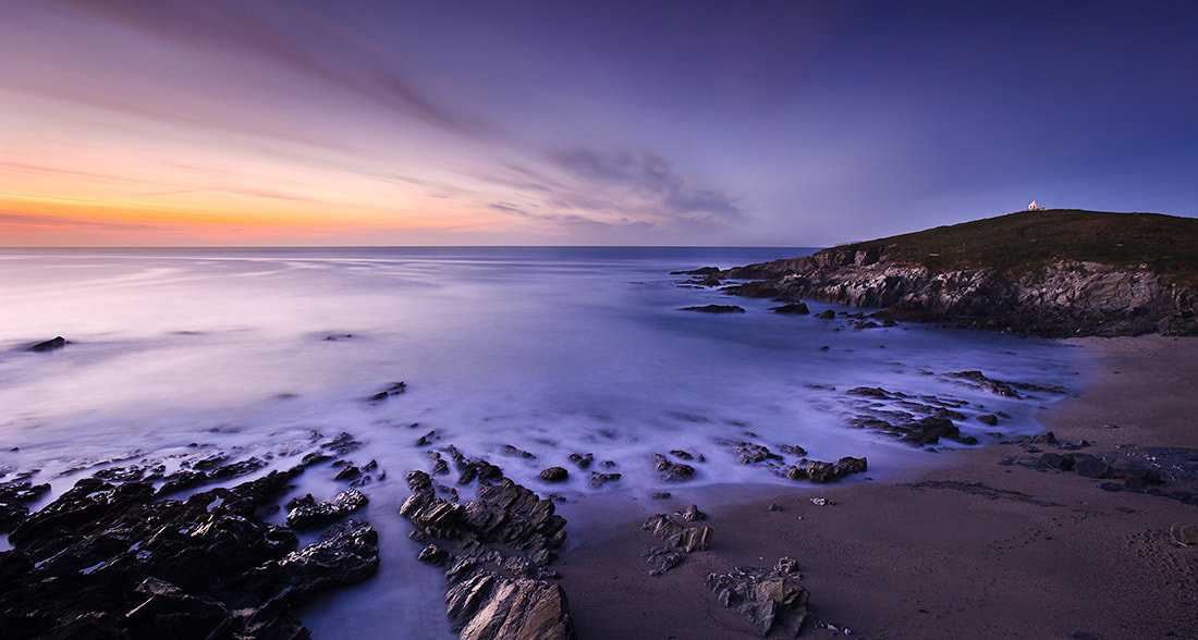 Photograph Cornish Afterglow by Howard Oates on 500px
