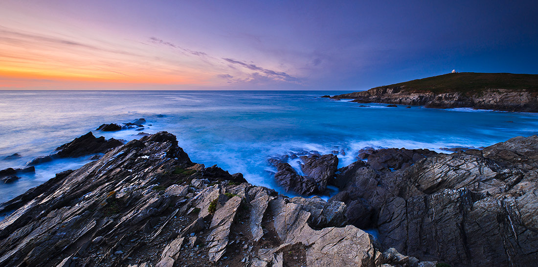 Photograph Winter seascape by Howard Oates on 500px