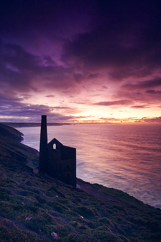 Photograph Wheal Coates, Cornwall by Howard Oates on 500px