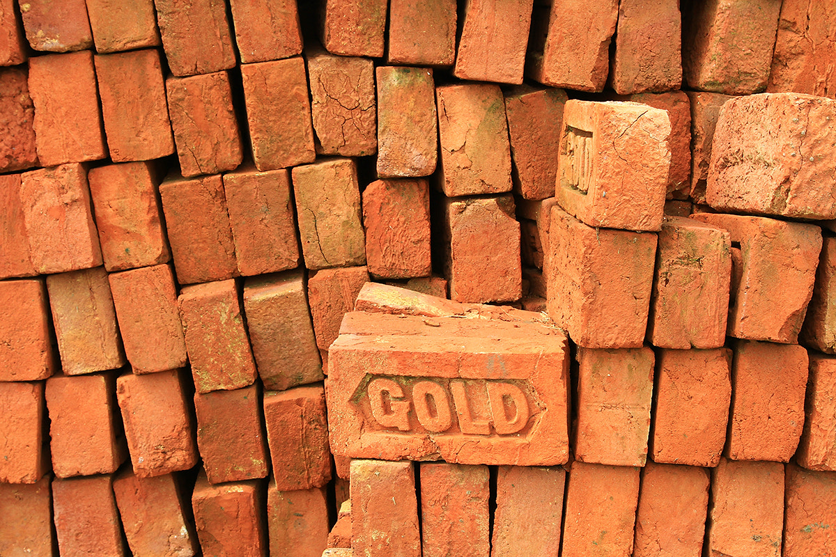 Photograph Gold Bricks. by Nisa & Ulli Maier on 500px