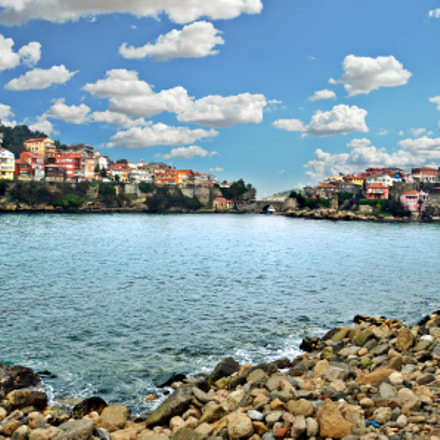 Amasra Turkey, Nikon D7000, IX-Nikkor 30-60mm f/4-5.6