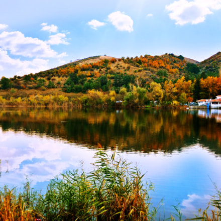 Eymir Lake Ankara, Nikon D7000, AF Nikkor 180mm f/2.8D IF-ED