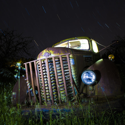 Time Warp, Canon EOS 6D, Canon EF 20mm f/2.8 USM