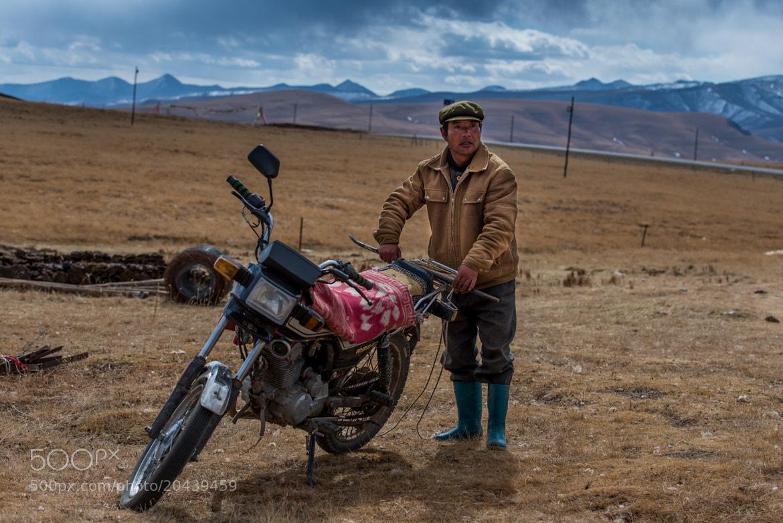 Photograph Nomad Man by Evgeny Tchebotarev on 500px