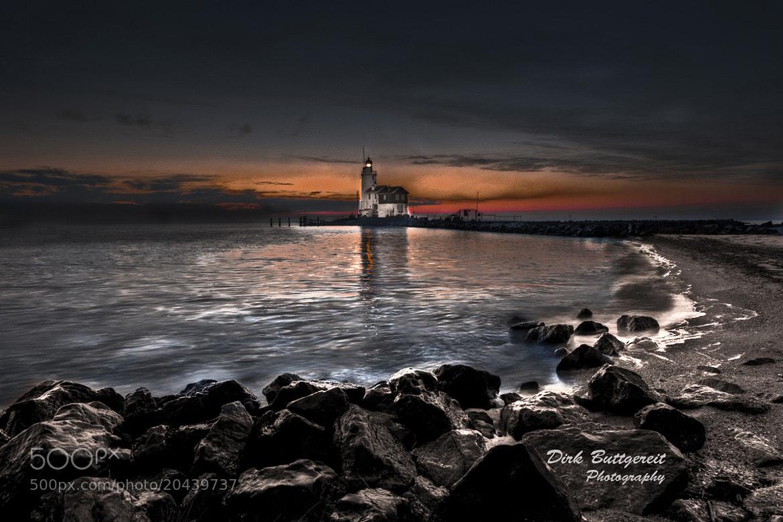 Photograph lighthouse at sunrise by Dirk Buttgereit on 500px