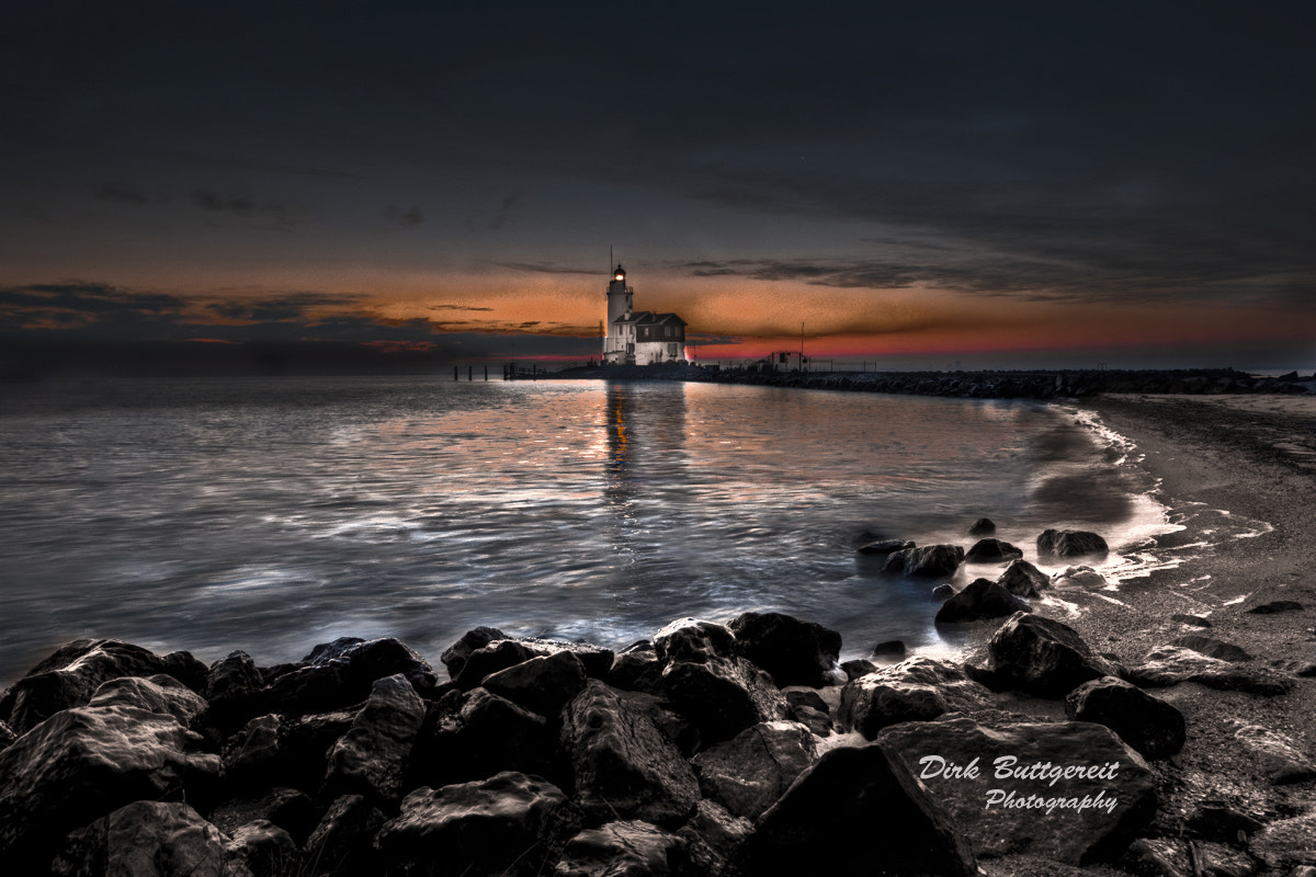 Photograph lighthouse at sunrise by Dirk Buttgereit on 500px