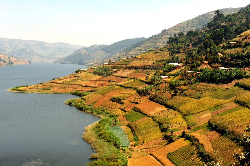 Photograph lake bunyonyi uganda by Paul Snijders on 500px