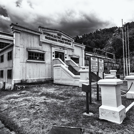 Lost Power, Canon EOS 80D, Tokina AT-X 116 AF Pro DX 11-16mm f/2.8