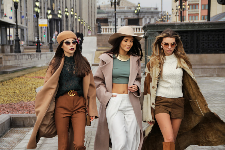 Spring Fashion! by Eldar Samedov on 500px.com
