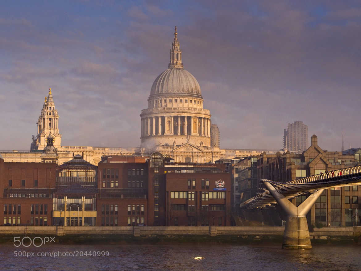 Photograph St Paul's, London by Phil  Hall on 500px