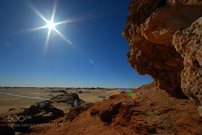 Photograph Libyan desert by Paul Snijders on 500px