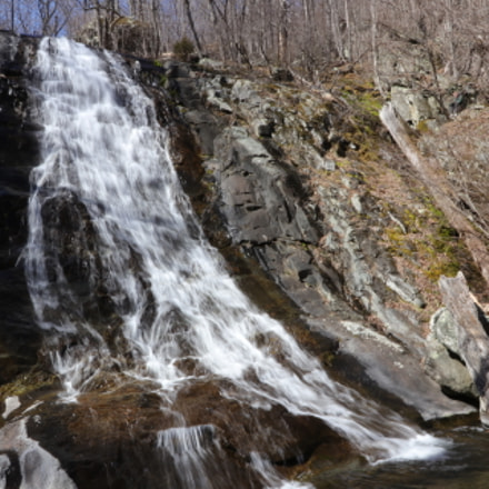 White oak canyon waterfall, Canon EOS 80D, Canon EF-S 10-22mm f/3.5-4.5 USM