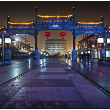 Zhengyang Bridge, China Town, Canon EOS M, Canon EF-M 11-22mm f/4-5.6 IS STM