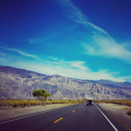 Death Valley NP in, Canon EOS 550D, Canon EF-S 18-55mm f/3.5-5.6 IS II