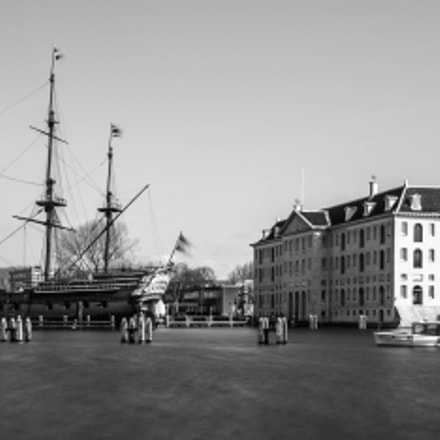 Amsterdam Maritime History Museum, Canon EOS 6D, Canon EF 24-105mm f/4L IS
