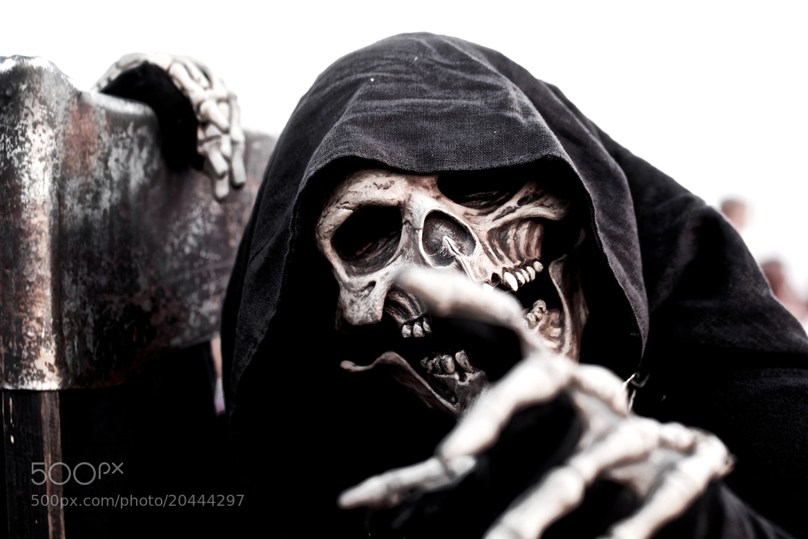 Photograph Death 1 by Frank Heim on 500px