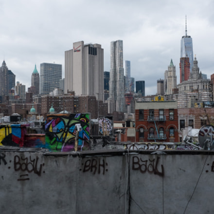 Lower East Side and, Fujifilm X100S