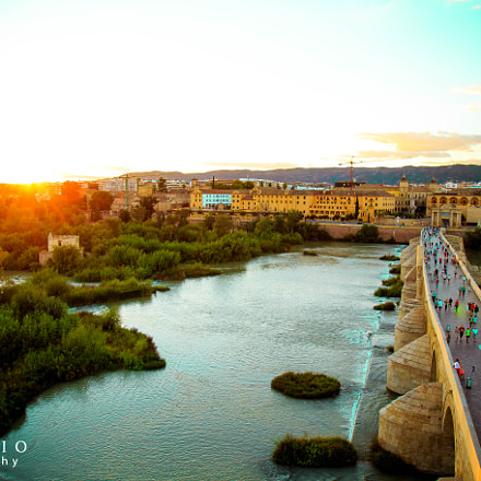 Cordoba Sunset, Canon EOS 6D, Canon EF 24-105mm f/4L IS