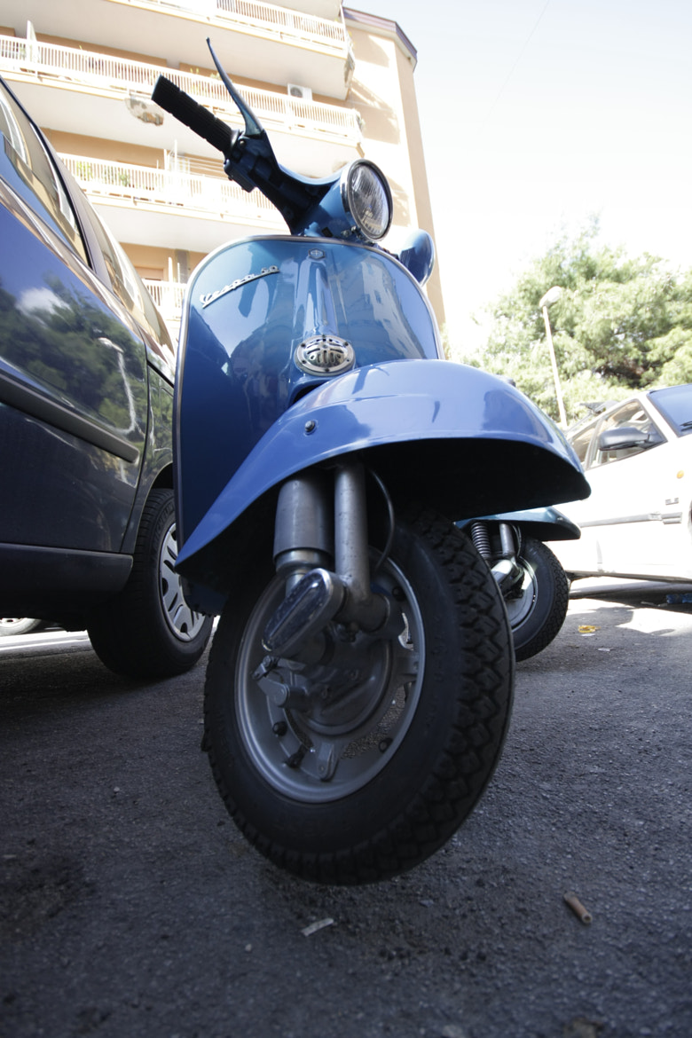 Photograph vespa 50 special by simone marchese on 500px