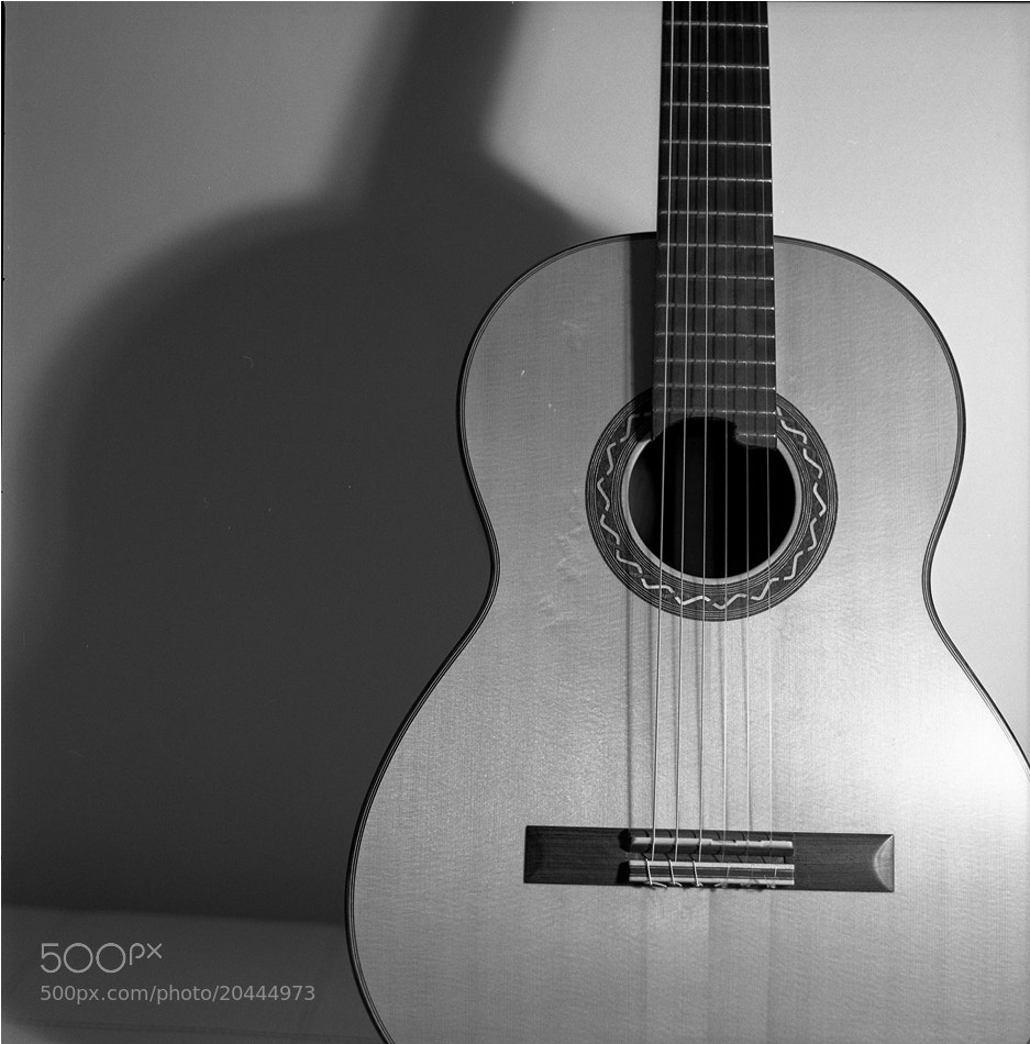 Photograph My guitar by Ahmet Yeşil on 500px