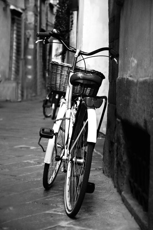 Photograph Bicycle by Lucca by Veronika Janů on 500px