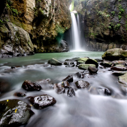 Bagongbong Falls, Canon EOS M3, Canon EF-S 10-18mm f/4.5-5.6 IS STM