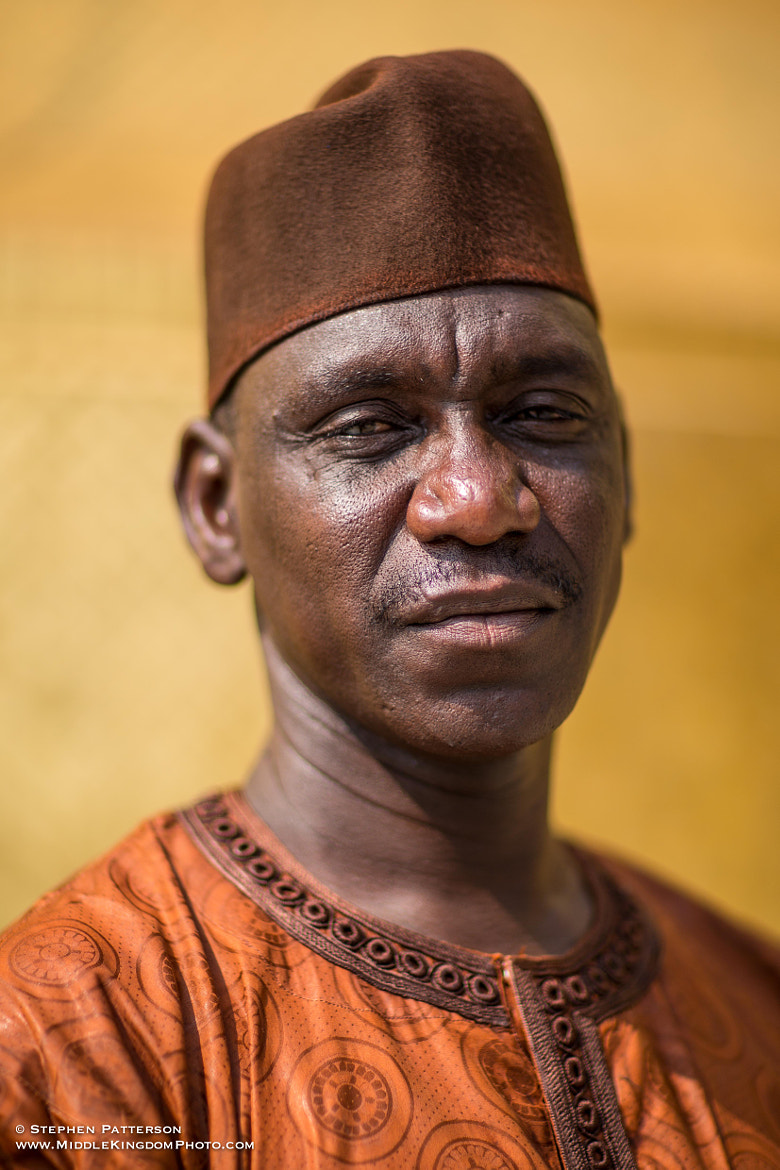 Photograph Nigerian Gentleman by Stephen Patterson on 500px