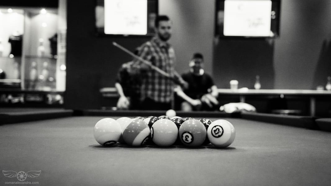 Shooting Some Pool