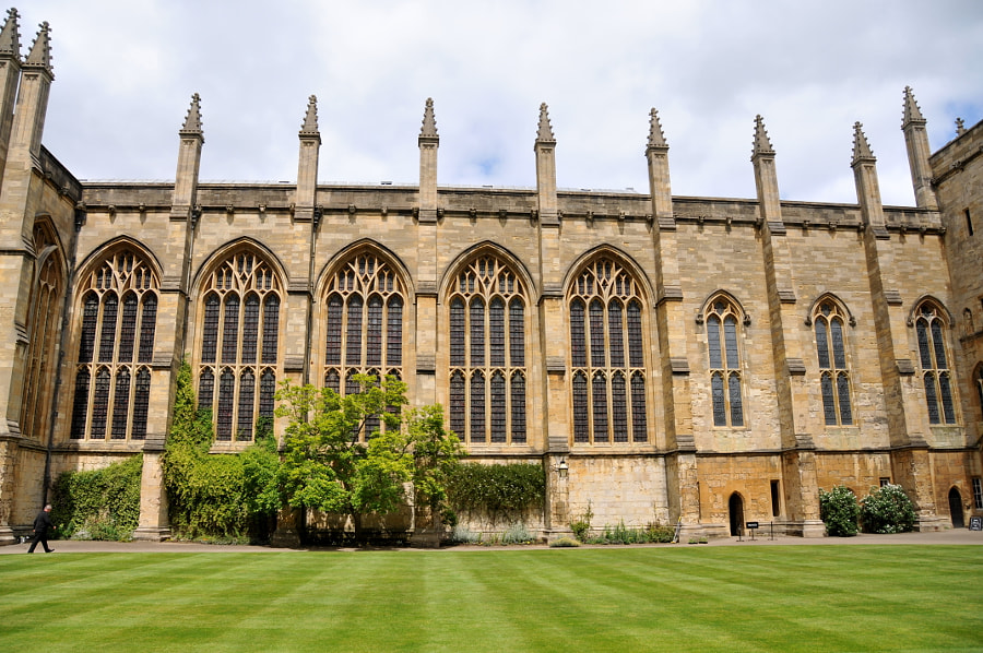 New College  Chapel, Oxford, UK by Sandra on 500px.com