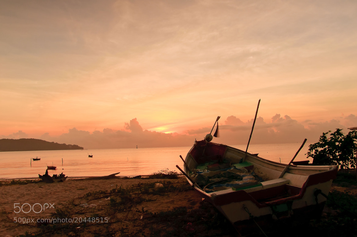 Photograph boat by firdaus mohd on 500px