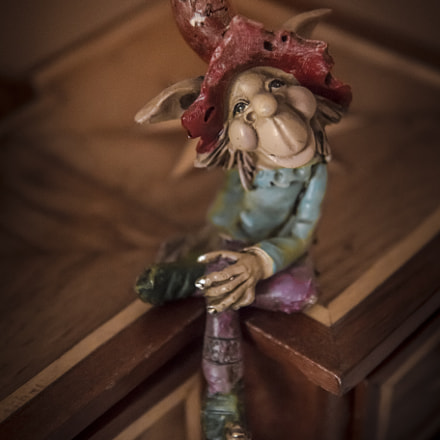 El duende., Canon EOS 70D, Canon EF-S 17-55mm f/2.8 IS USM