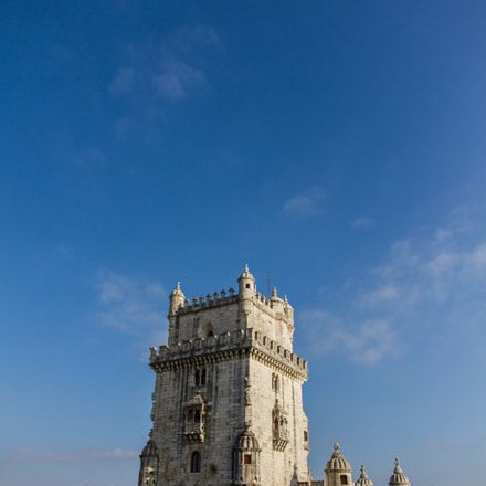 Belem's Tower, Canon EOS 7D, Canon EF-S 15-85mm f/3.5-5.6 IS USM