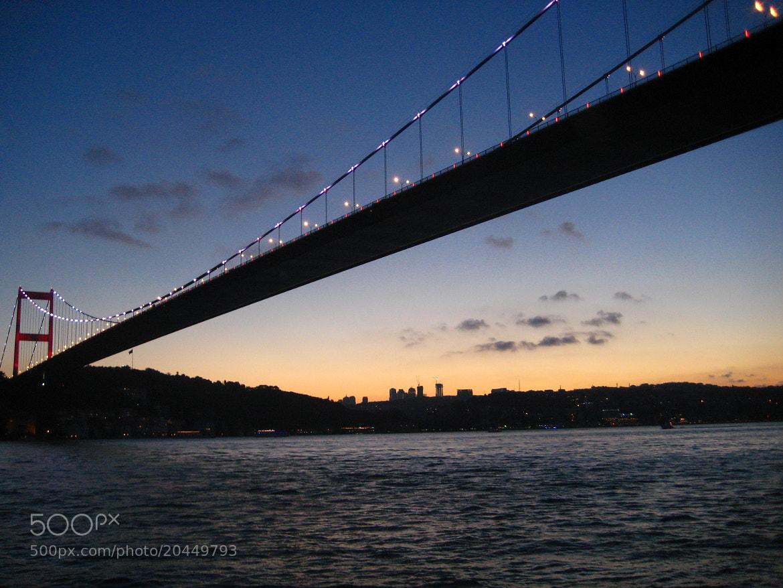 Photograph Bosphorus  Bridge / Istanbul by semin baylan on 500px