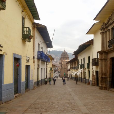 The streets of Cuzco, Panasonic DMC-FH20