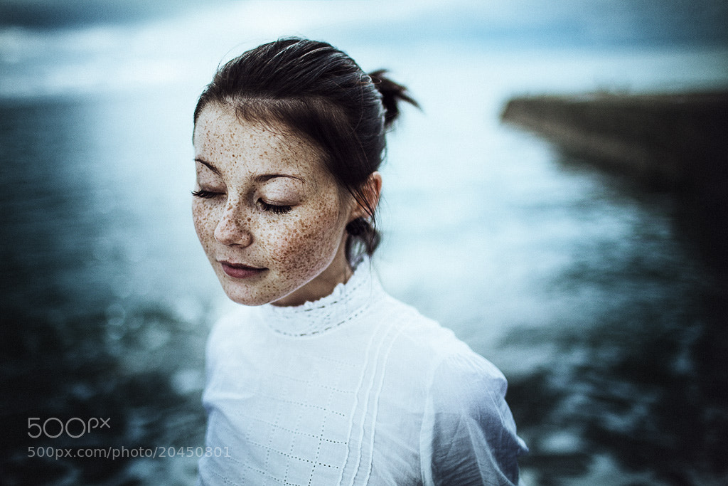 Photograph Mirochka by Daniil Kontorovich on 500px