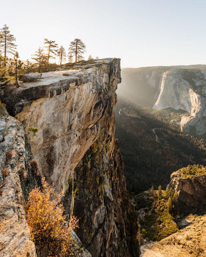 sunset at taft point. yosemite. california. by Tanner Wendell Stewart on 500px.com