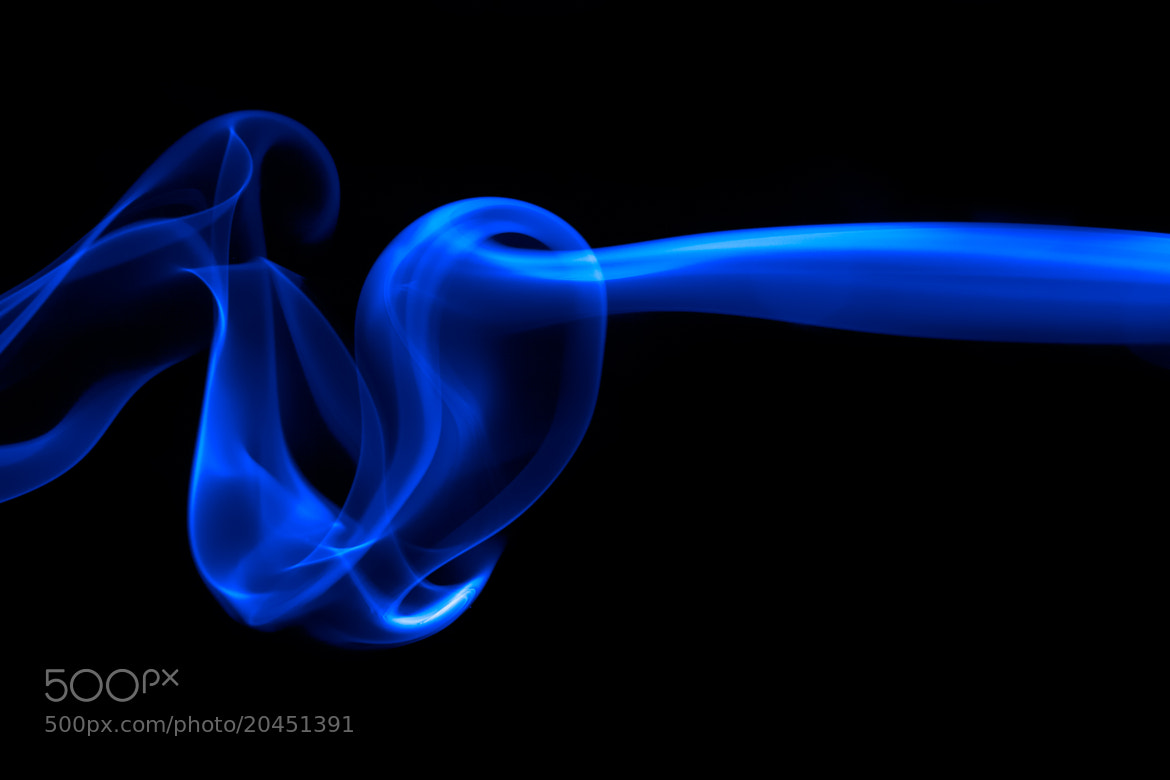 Photograph Blue flow invert 1/4 by Dean Grzanic on 500px