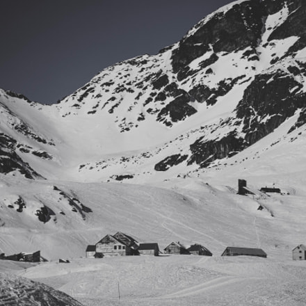 Independence Mine, Hatcher Pass, Sony ILCE-7RM2, Sony FE 70-200mm F4 G OSS